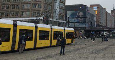 Berlin: Public Transportation